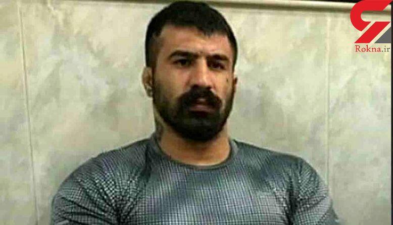 حمله شنیع به سنگ قبر وحید مرادی در بهشت زهرای تهران + فیلم