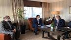 عراقچی با رئیس هیئت دیپلماتیک روسیه در وین دیدار کرد