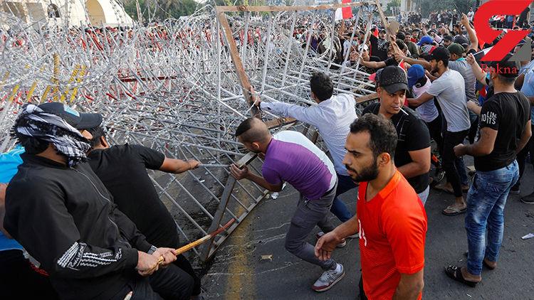 ۴۵ کشته در درگیریهای روز پنجشنبه در عراق/ استعفای استاندار ذیقار
