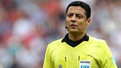 فغانی از قضاوت در یک چهارم جام ملتها کنار گذاشته شد