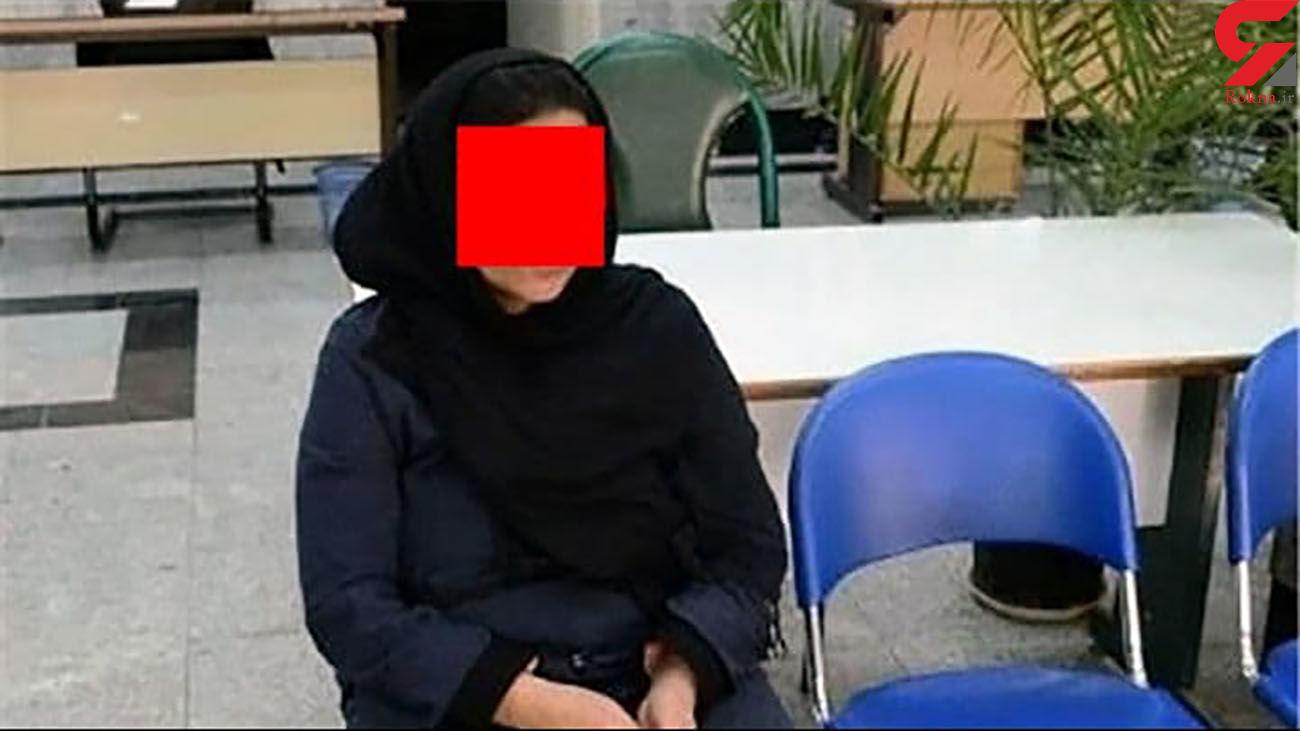 تسخیر ملیکا 14 ساله توسط شیطان در قتل فجیع مادرش + جزییات دادگاه
