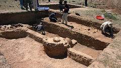 گنجینه 2500 ساله در نزدیکی پاسارگاد + تصویر