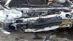 9 مصدوم در2 تصادف جادهای فارس