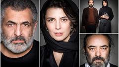 پرتره هنرمندان ایرانی و خارجی در سایت جشنواره برلین +تصاویر دیدنی