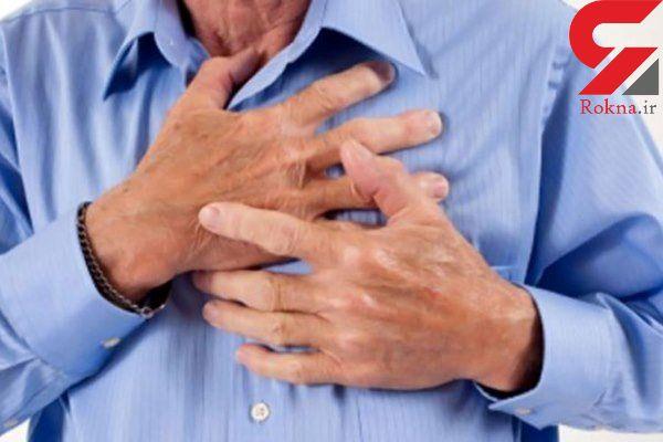 مرگ ناشی از سکته قلبی قابل تشخیص شد