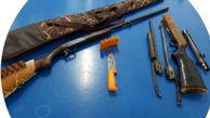 دستگیری 3 شکارچی غیر مجاز در خواف