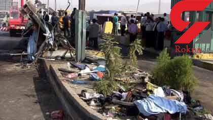 70 درصد کشته های تصادفات رانندگی کشور مربوط به جاده ها است