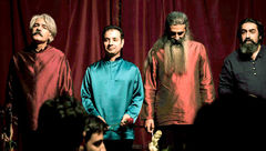 جادوی کمانچه ایرانی در لندن و هامبورگ