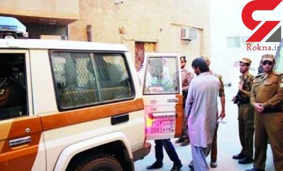 دستگیری 4 یمنی به جرم سرقت در ریاض