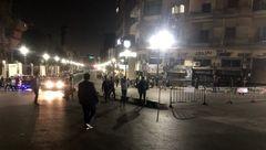 عامل انتحاری در مرکز قاهره خودش را منفجر کرد