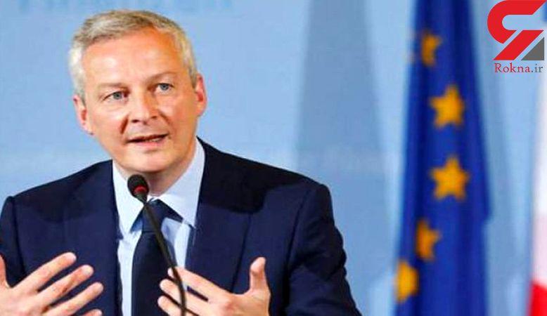تعهد فرانسه به هدایت تلاش های اتحادیه اروپا برای جلوگیری از تحریم های ایران