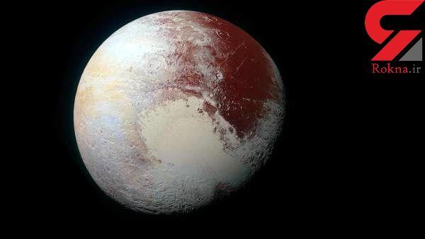 قلب یخی در کوتوله ترین سیاره دنیا کشف شد+عکس
