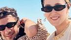 ازدواج نوید محمدزاده و فرشته حسینی نزدیک است + سند