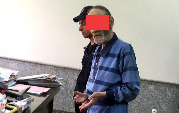 این پدر و پسر در تهران آدمخواری کردند / بقیه جسد کجاست؟! + عکس