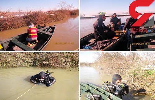پایان تلخ 10 روز جست و جو در رودخانه پیربازار