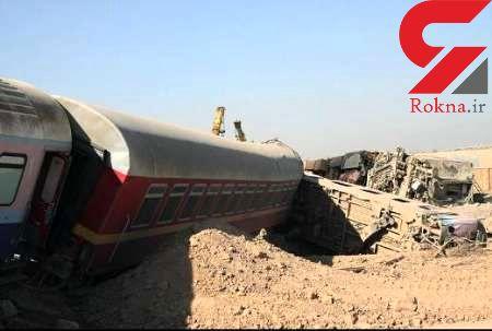خارج شدن واگن قطار در تونل سوادکوه / این حادثه صبح جمعه به وقوع پیوست
