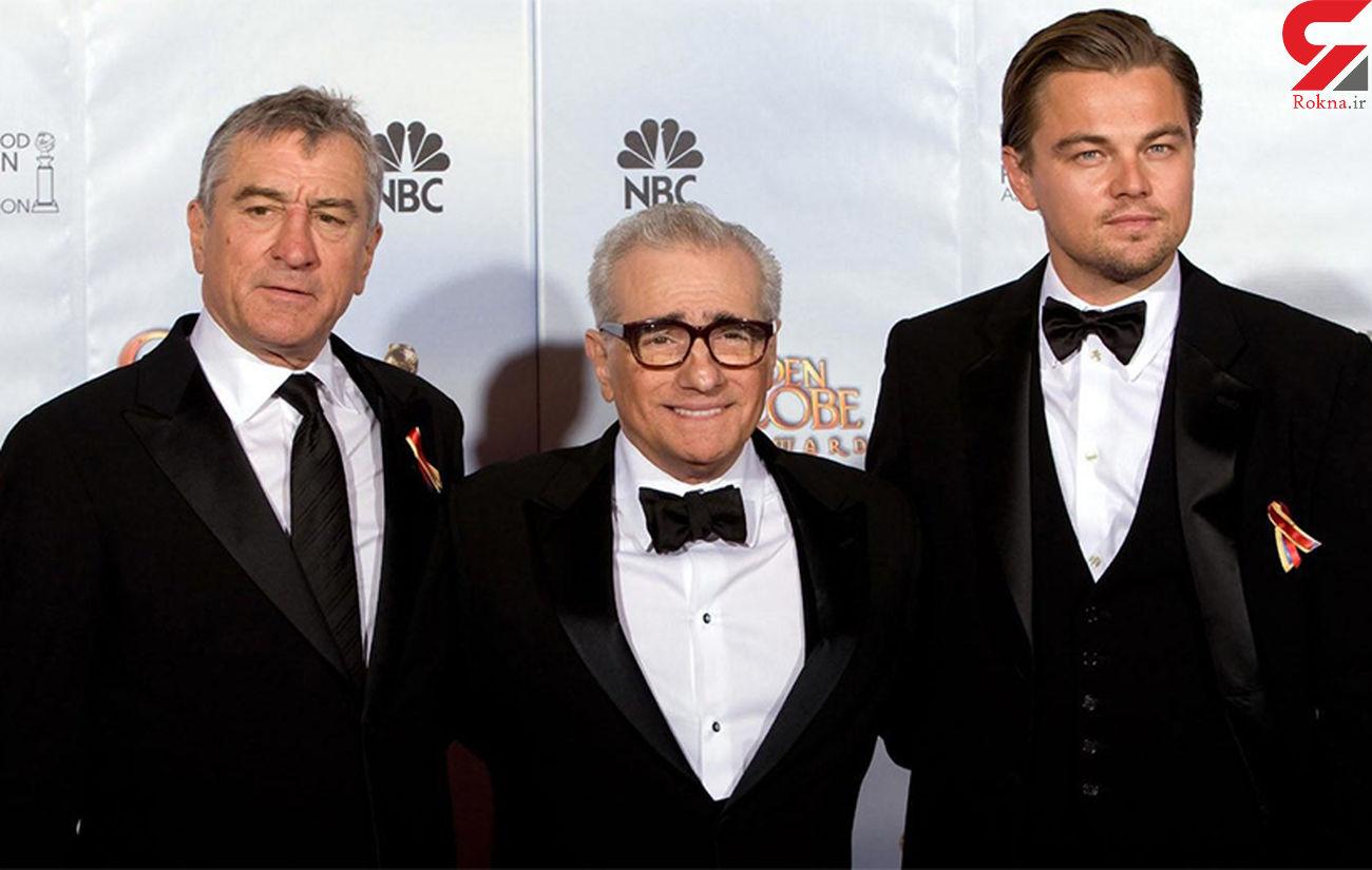 فیلم وسترن اسکورسیزی زمستان امسال با لئوناردو دیکاپریو و رابرت دنیرو کلید میخورد