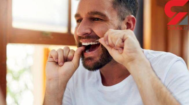 پشیگیری از ابتلا به آلزایمر با مسواک زدن