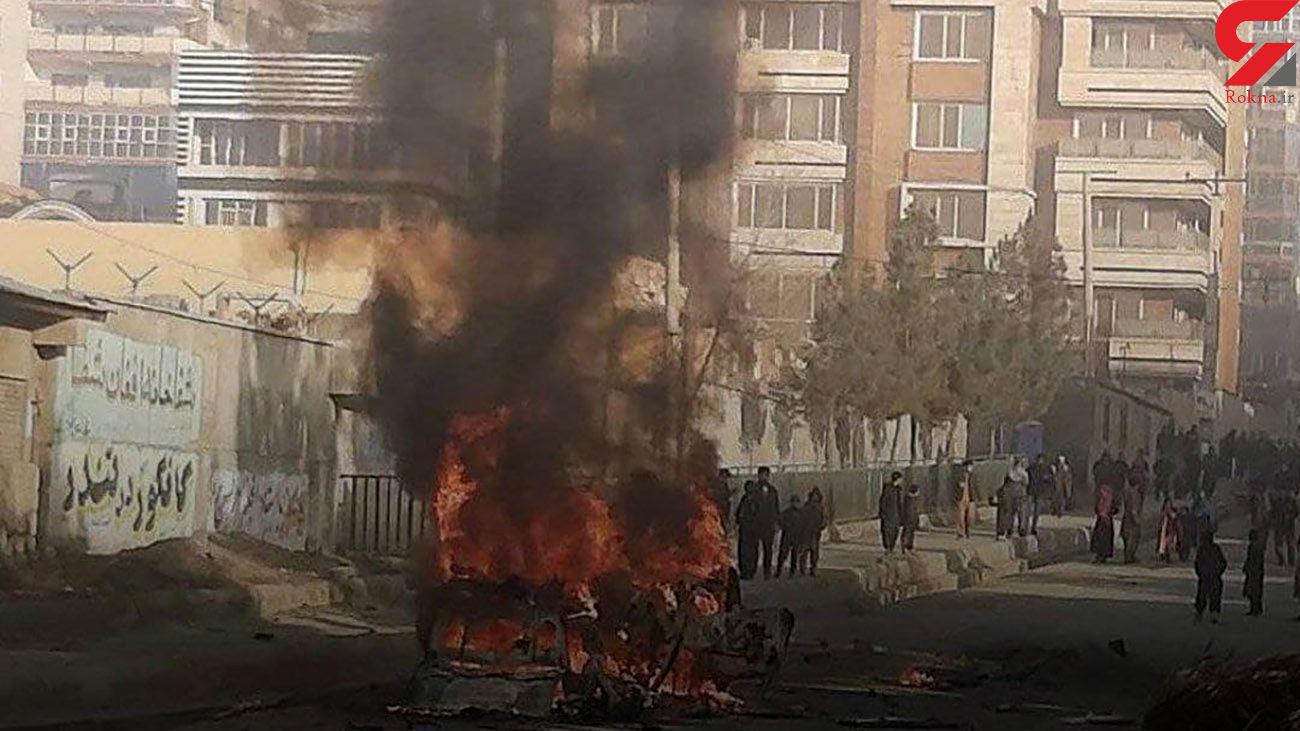 انفجار وحشت آور در کابل / 2 کودک راهی بیمارستان شدند