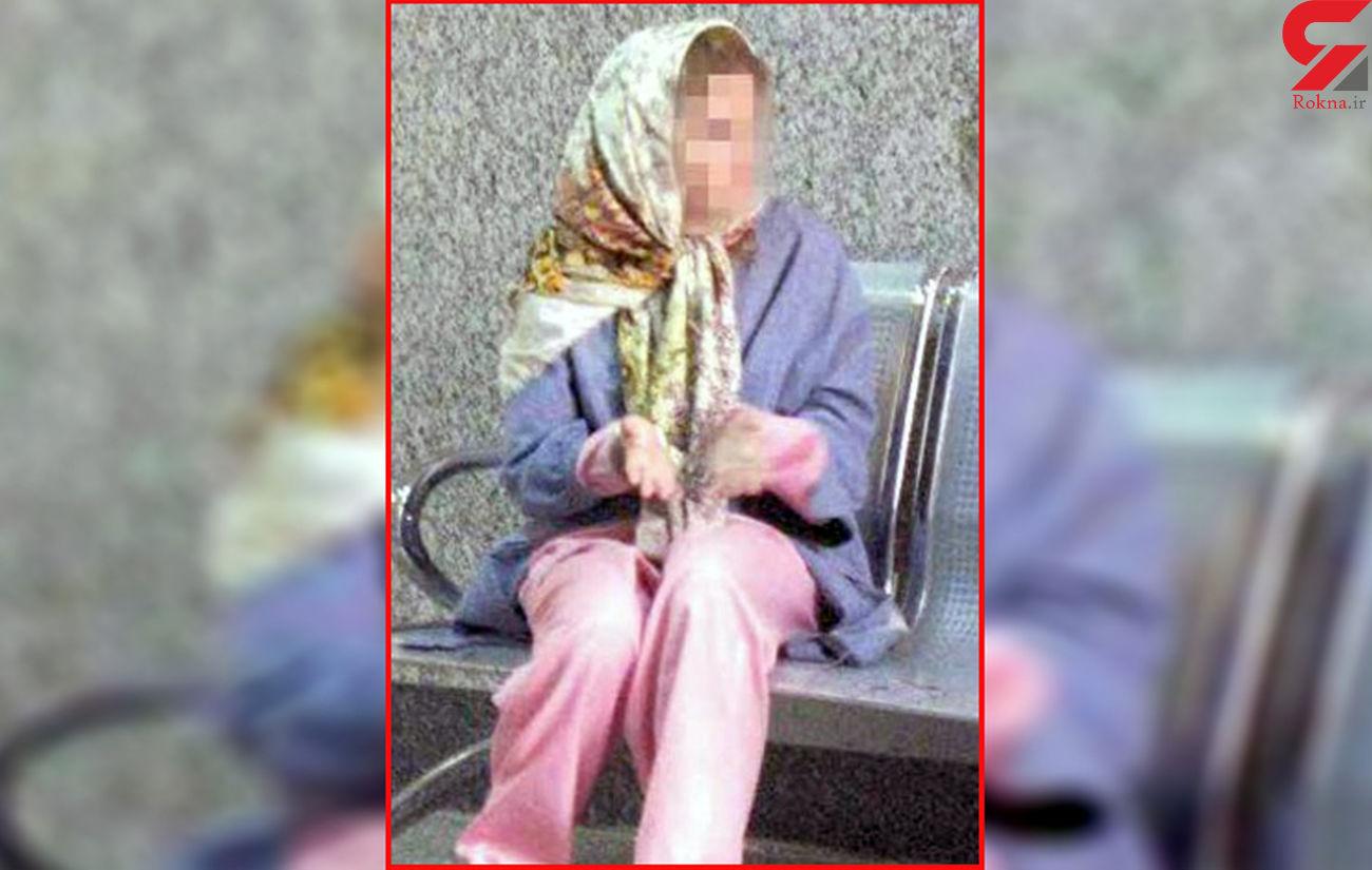 ادعای تلخ / زنم بچه ام را کشته است! /گفتگو با زن تهرانی + عکس در دادسرا