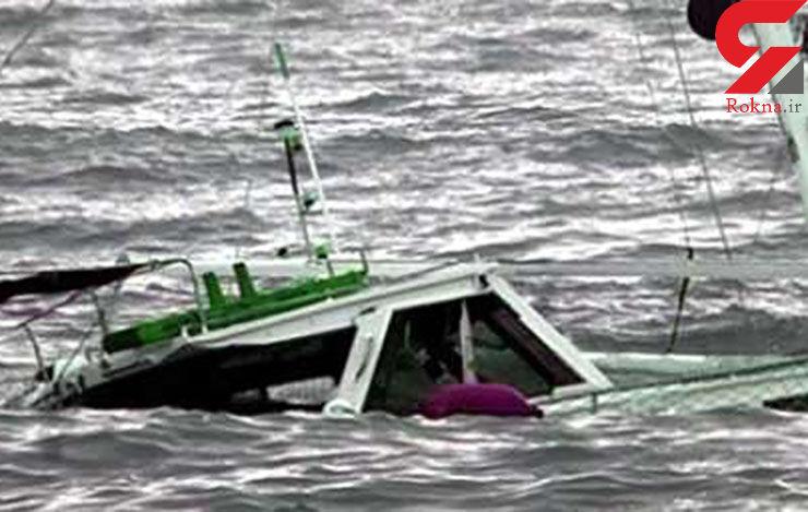 12 نفر در اندونزی براثر غرق شدن یک کشتی ناپدید شدند