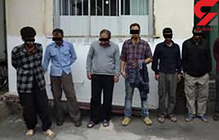 """زندان پایان کار باند 6 نفره سارقان احشام در """"سیاهکل"""""""