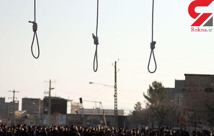 اعدام 3 سازنده شیشه در نظرآباد