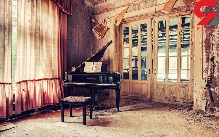 موسیقی  درد و وحشت (داستان)
