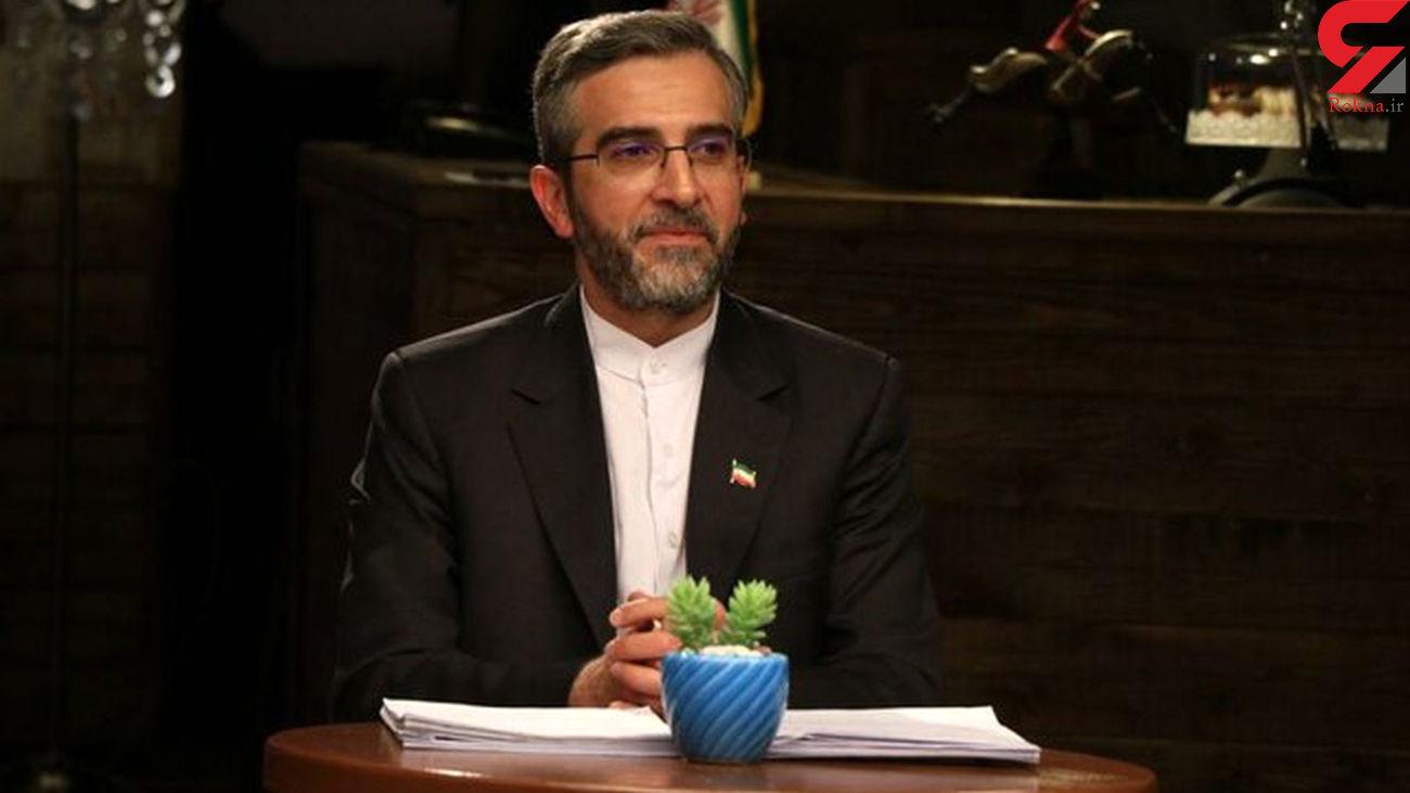 ایران اجازه نمیدهد حقوق بشر به ویروس سیاست آلوده شود