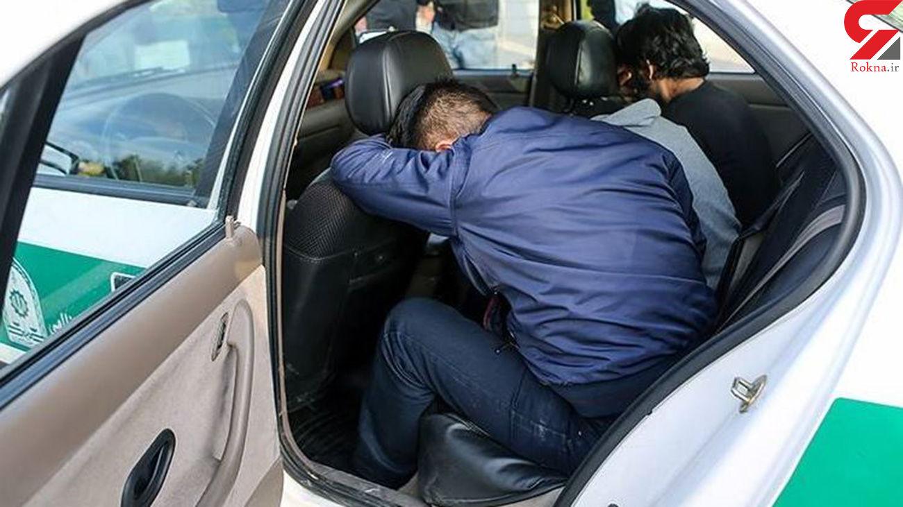 انهدام باند سارقان خودرو در یزد