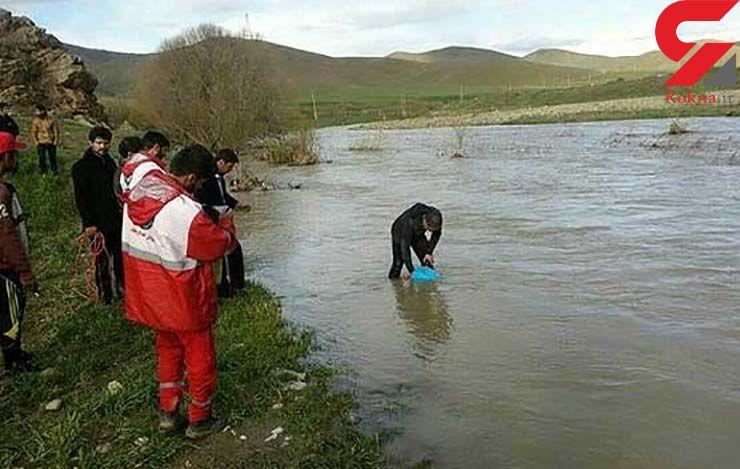جسد مردی ۳۷ ساله در رودخانه دز پیدا شد