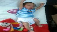 فروش نوزاد معتاد 30 روزه به 10 میلیون تومان+عکس