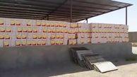 روغن خوراکیهای احتکار به بازار نرسید / دستگیری متهم در فیروزآباد