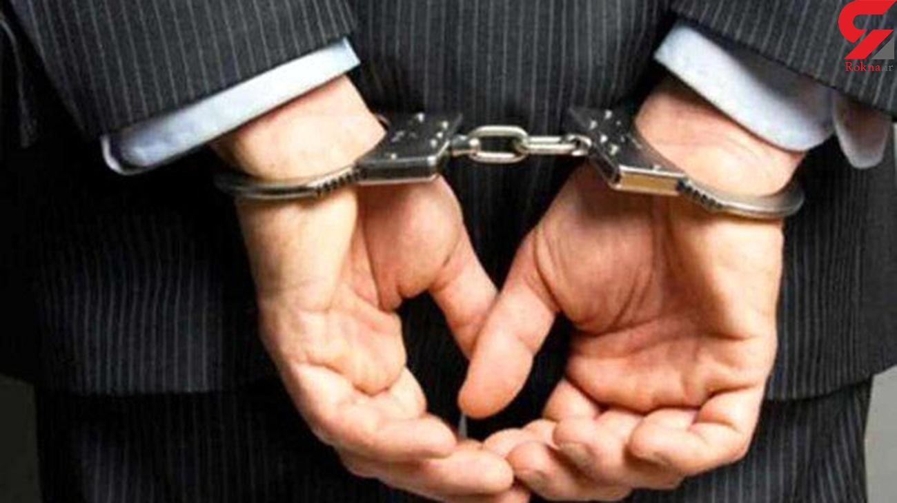 رسوایی شهردار و 2 کارمند شهرداری در بروجن
