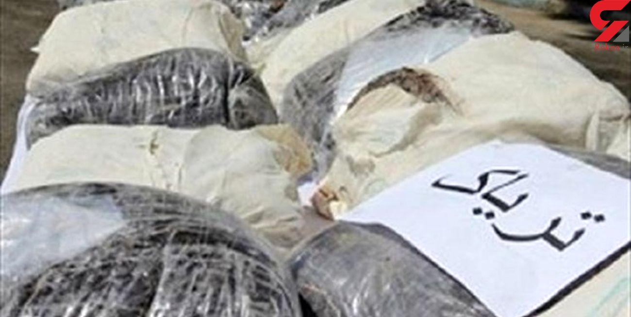 کشف تریاک و دستگیری 2 قاچاقچی در بروجن