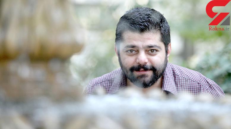 بازیگر معروف ایرانی: من سینما را نمی خواهم، سینما است که من را می خواهد.+عکس