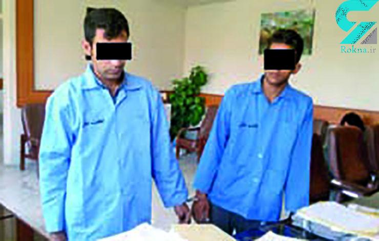 درخواست اعدام برای دزدان  مسلح  5 بانک و موسسه مالی+عکس