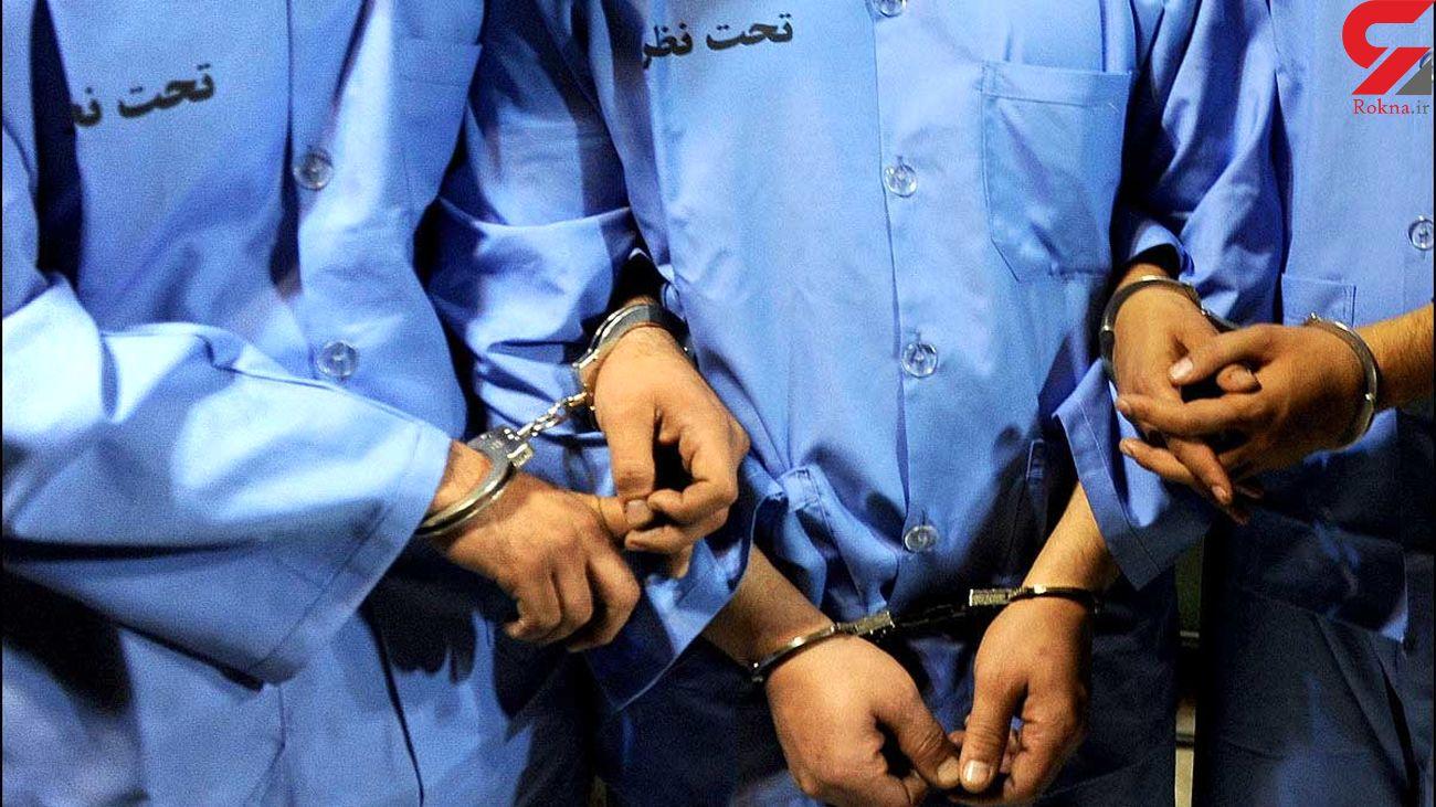 9 عامل تیراندازی در ماهشهر دستگیر شدند