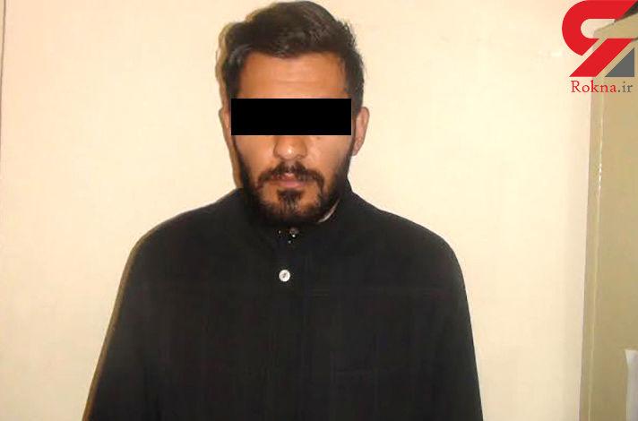داستان دروغین سرقت مسلحانه 3 مرد نقابدار