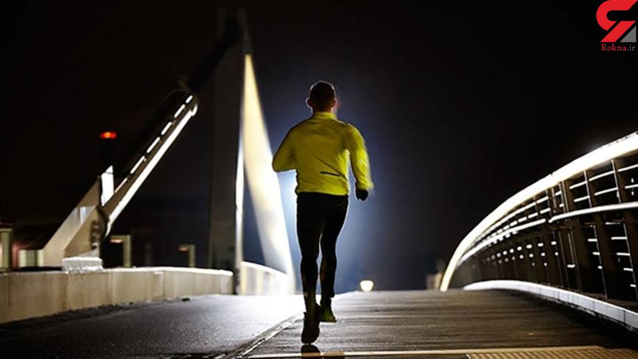 ورزش شبانه مفید است؟