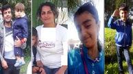 ناگفته های دردناک از مرگ خانواده ایرانی در آب های کانال مانش  + فیلم و عکس ها