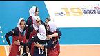 والیبال بانوان قهرمانی آسیا / بانوان ایران مقابل هنگکنگ پیروز شدند