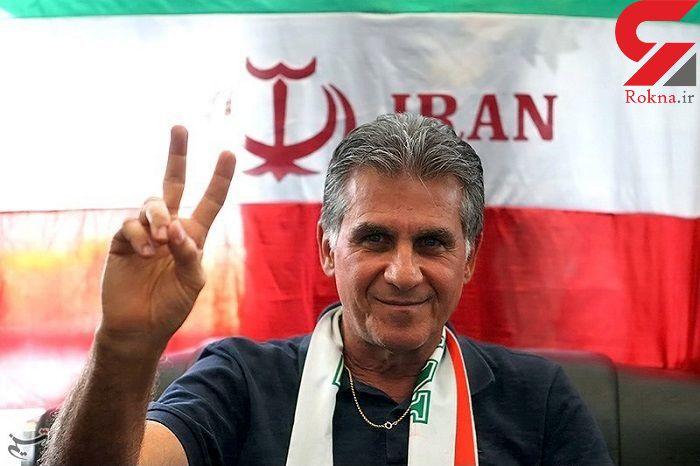 پیام کرونایی سرمربی اسبق ایران/کیروش: موظفیم از جان خود مراقبت کنیم