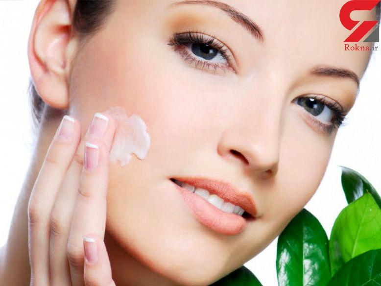 درمان جوش صورت با خمیر دندان