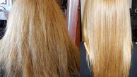 صاف کردن مو با ارزان ترین روش ها
