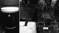 اختلال در پرواز به خاطر یک لیوان قهوه !+عکس