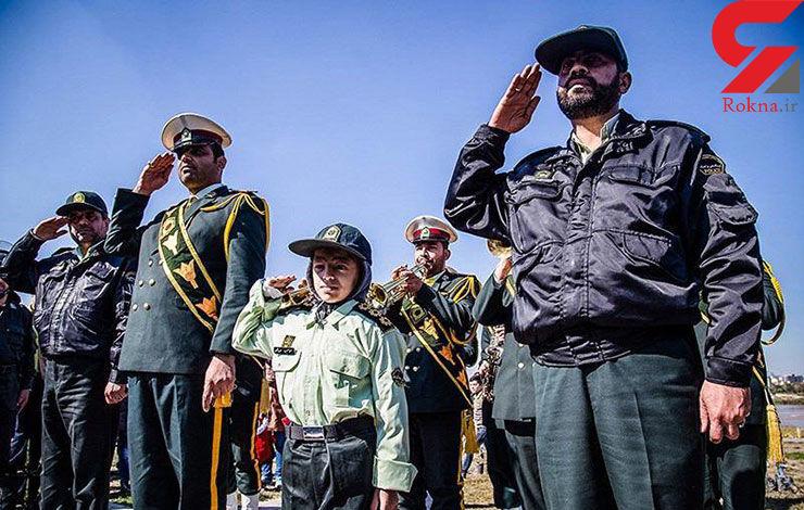 احترام بزرگ پلیس برای آرزوی یک کودک