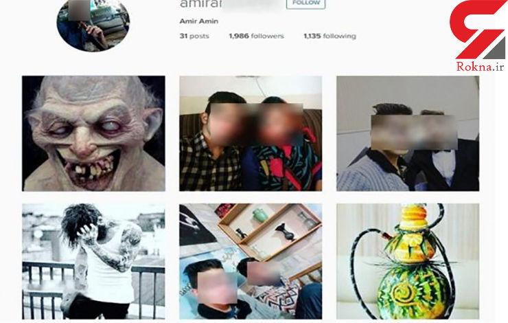 ستایش قربانی ذهن خشن قاتل / بررسی رابطه انگیزه متهم درعکسهای اینستاگرامی + عکس