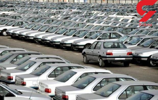 سمند ال ایکس ۵۷ میلیون تومان شد/قیمت خودروها در 18 شهریور 97
