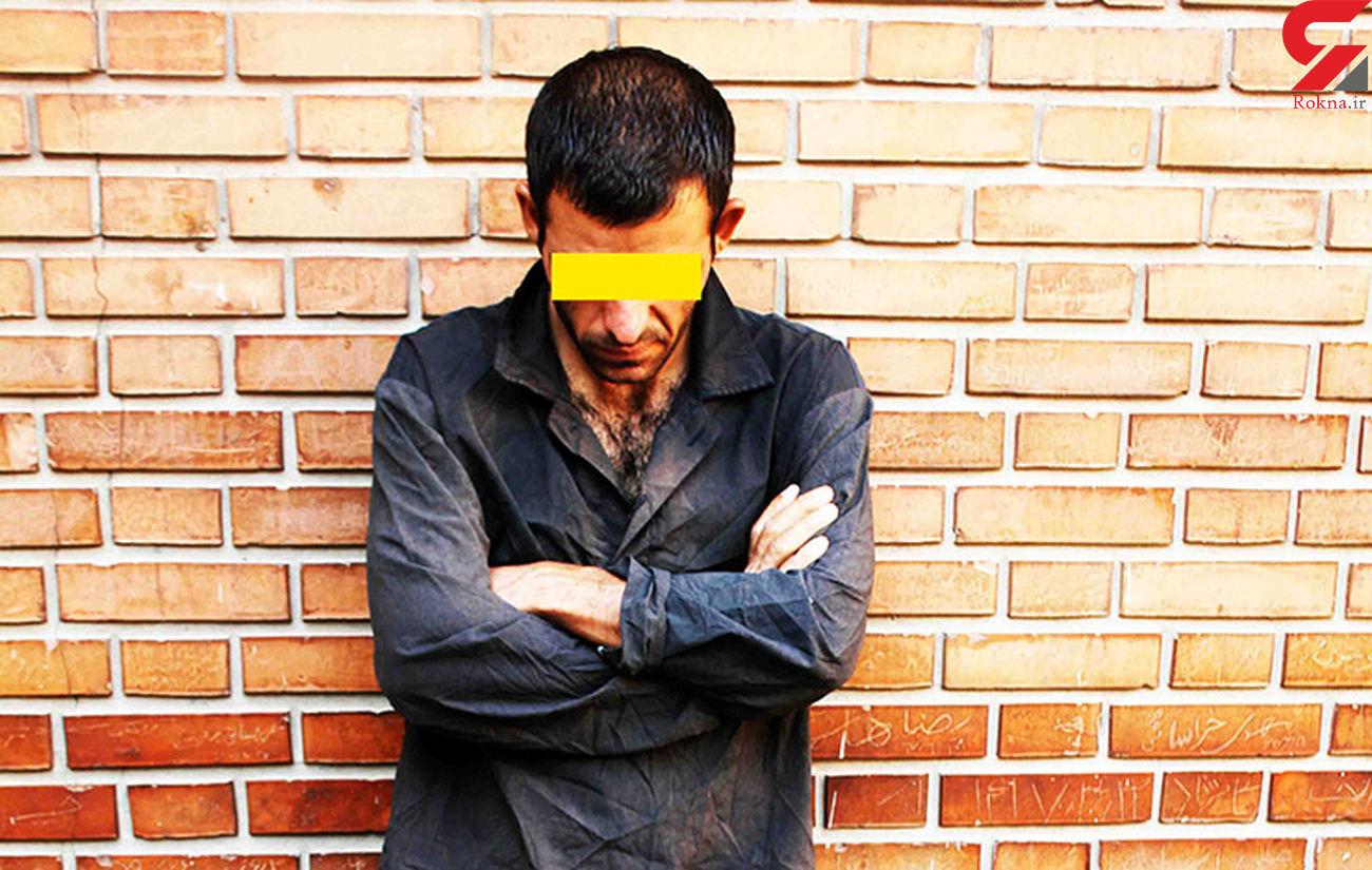 دستگیری سارق کابل های فشار قوی در آبادان